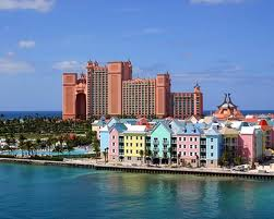 Багамские острова Парадиз